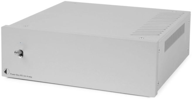 Pro-Ject Power Box RS Uni 4-Way Virtalähde-13582