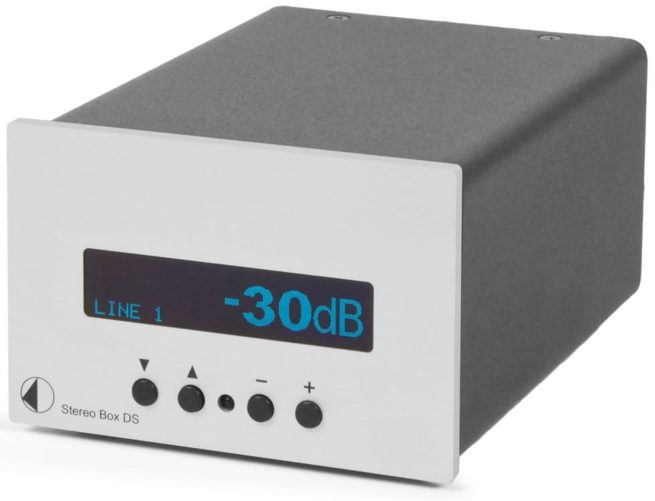 Pro-Ject Stereo Box DS Vahvistin-0