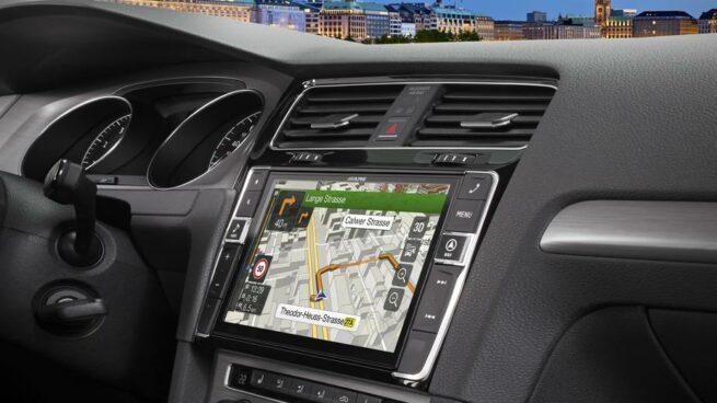 """Alpine 9"""" Navi VW Golf Mk7 2012->-13872"""