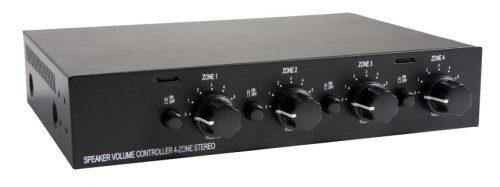 System One SC4B Kaiutinjakaja 4-alue-0