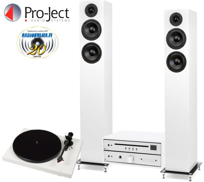 Pro-Ject Stereo Box Phono + Cd Setti-0