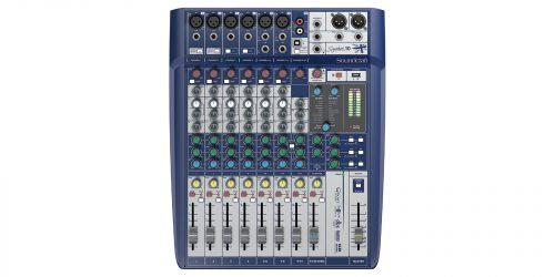 Soundcraft Signature 10 Kompakti Mikseri-0
