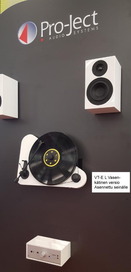 Pro-Ject VTE-L Pysty Levysoitin-13716