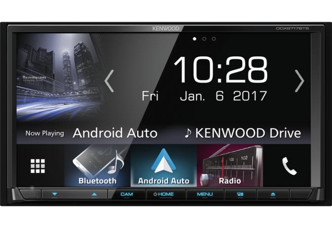 "Kenwood DDX9717BTS 7.0"" USB/DVD-Vastaanotin 2DIN-0"