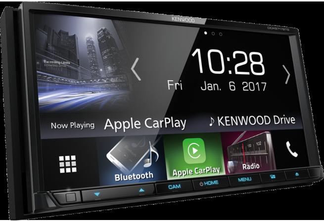 "Kenwood DDX9717BTS 7.0"" USB/DVD-Vastaanotin 2DIN-22215"