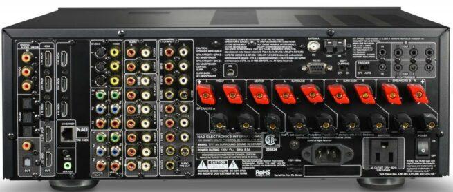 NAD T777 V3 A/V MDC Vahvistin-14060