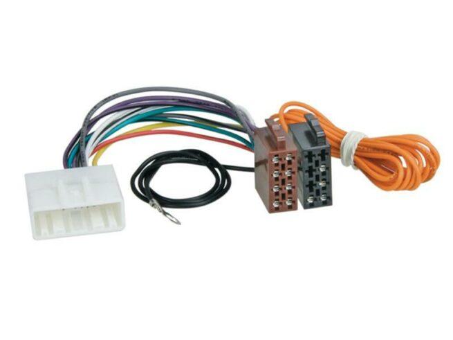 Radiojohto Nissan / Opel / Subaru > ISO norm-0