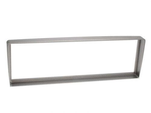 1-DIN Soitinkehys Alfa Romeo 156 / Crosswagon silver-0