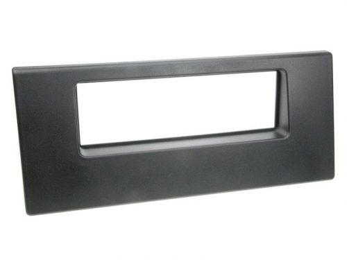 1-DIN Soitinkehys BMW 5series / X5 black-0