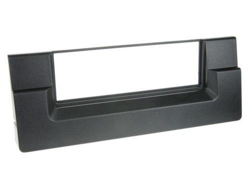 1-DIN Soitinkehys BMW 5series (E39) / X5 (E53) black-0