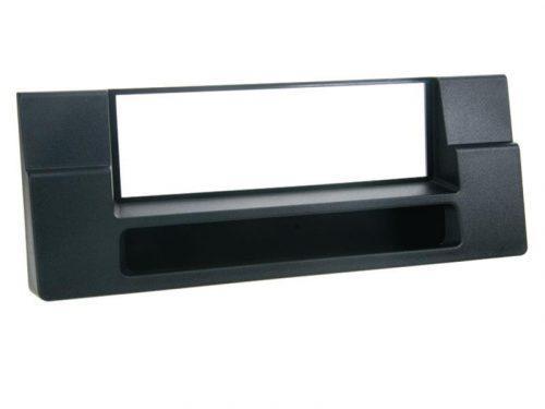 1-DIN Soitinkehys kotelolla BMW 5series 5er / X5 black-0
