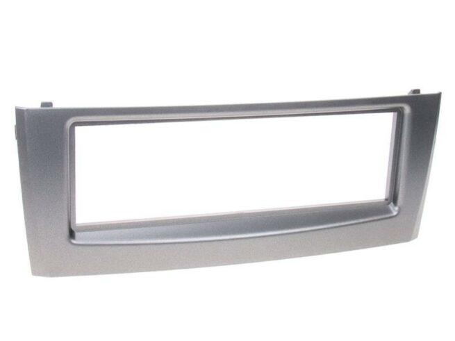 1-DIN Soitinkehys Fiat Grande Punto/Linea anthr. Metallic-0