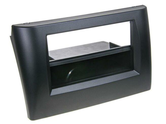 2-DIN Soitinkehys kotelolla Fiat Stilo black-0