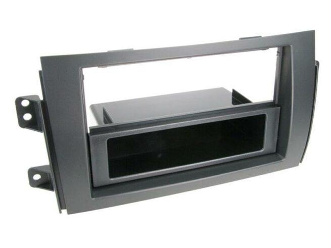 2-DIN Soitinkehys kotelolla Sedici / Suzuki SX4 > black-0