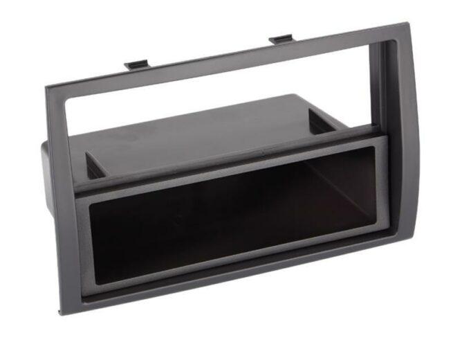 2-DIN Soitinkehys kotelolla Citroen / Fiat / Peugeot black-0