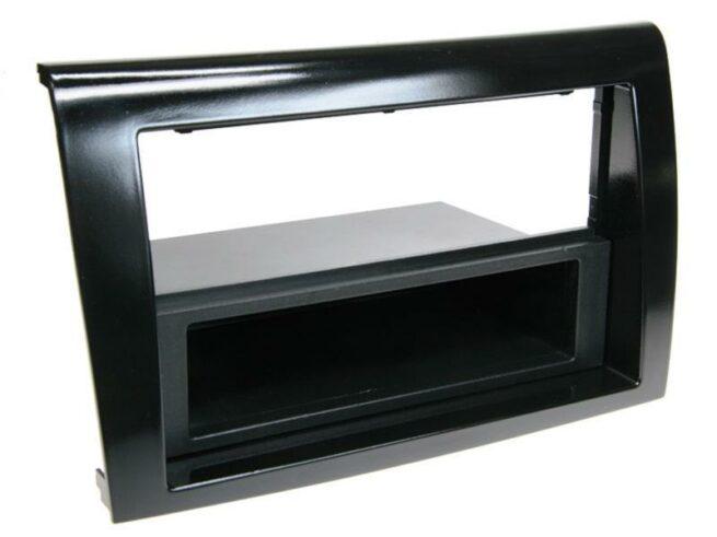 2-DIN Soitinkehys kotelolla FIAT Bravo 2007 > piano black-0