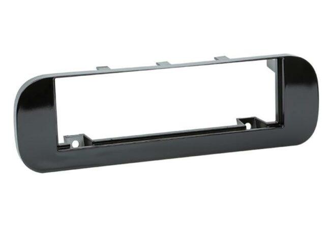 1-DIN Soitinkehys Fiat Panda 2012 > piano black-0