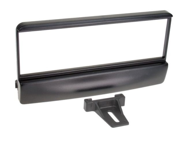 1-DIN Soitinkehys Ford / Mazda schwarz-0