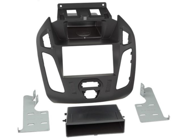 2-DIN Soitinkehys Ford Transit Connect 2013 > black-0