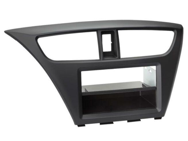 2-DIN Soitinkehys kotelolla Honda Civic 2/2012 > black-0