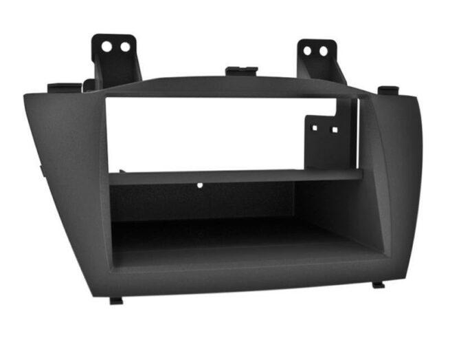 2-DIN Soitinkehys kotelolla Hyundai IX35 2010 > black-0