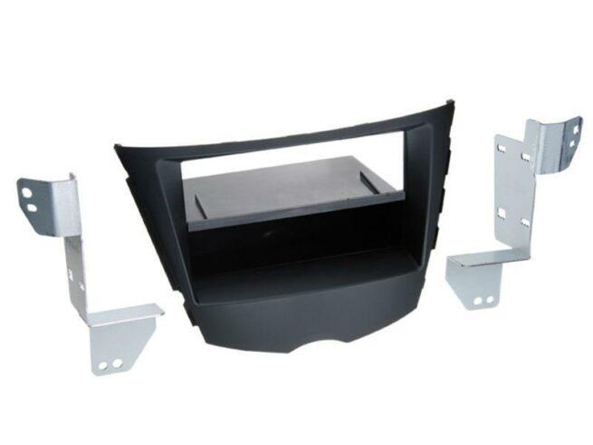 2-DIN Soitinkehys kotelolla Hyundai Veloster 2011 > black-0