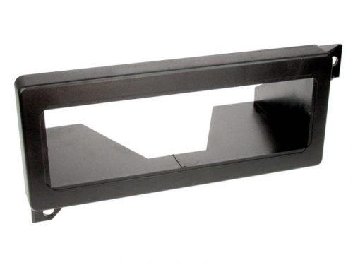 1-DIN Soitinkehys Chrysler / Dodge black-0