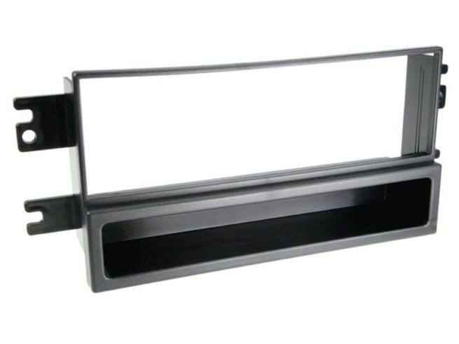 1-DIN Soitinkehys kotelolla KIA Cerato black-0