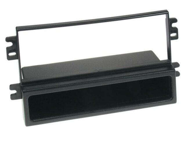1-DIN Soitinkehys KIA Carens II 2002 > black-0