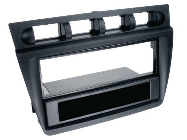 2-DIN Soitinkehys kotelolla KIA Picanto 2004 > black-0