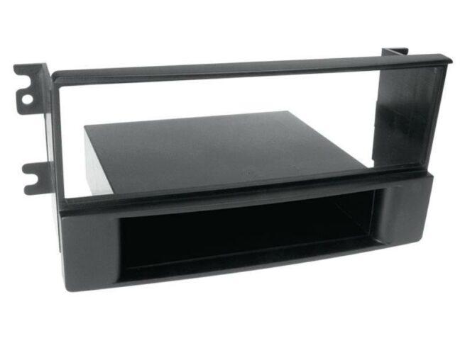 1-DIN Soitinkehys kotelolla KIA Sorento 2006 > black-0