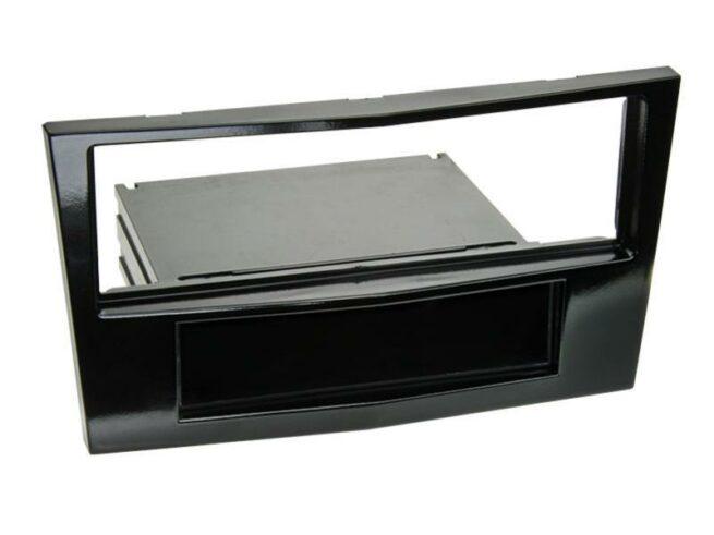 """1-DIN facia kotelolla Opel new"""" piano black""""""""-DIN facia kotel""""-0"""