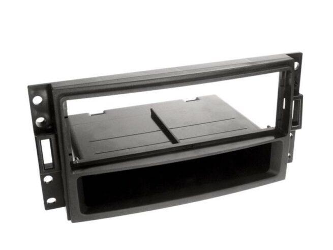 1-DIN Soitinkehys kotelolla Chevrolet / Hummer black-0