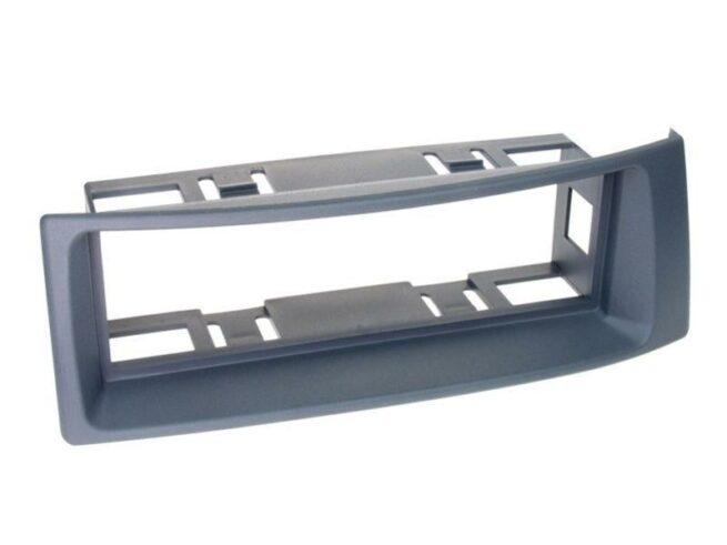 1-DIN Soitinkehys Renault Megane / Scenic dark grey-0