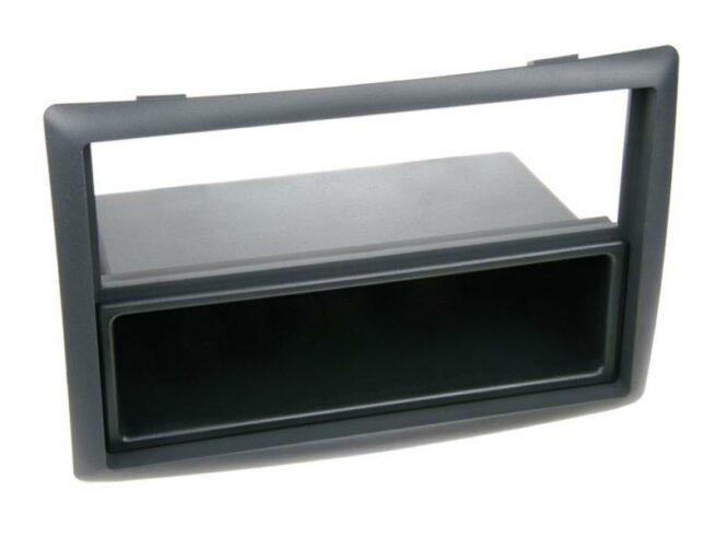 2-DIN Soitinkehys kotelolla Renault Megane II black-0