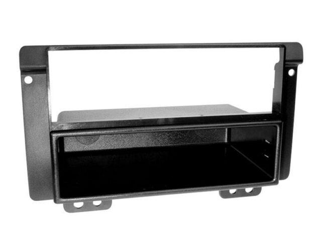 2-DIN Soitinkehys kotelolla Land Rover Freelander black-0