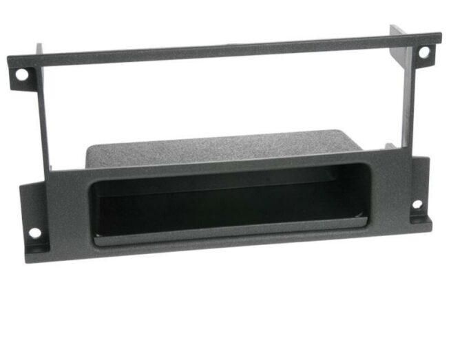 1-DIN Soitinkehys kotelolla Suzuki Ignis / Liana black-0