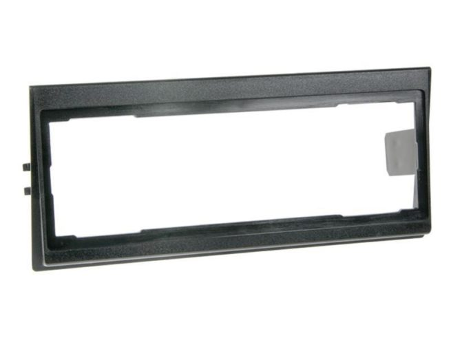 1-DIN Soitinkehys Volvo 740 / 760 / 940 / 960 black-0