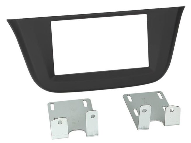 2-DIN Soitinkehys Iveco Daily 2014-> black-0