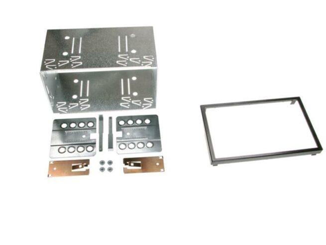 2-DIN Soitinkehys 103 mm universal-0