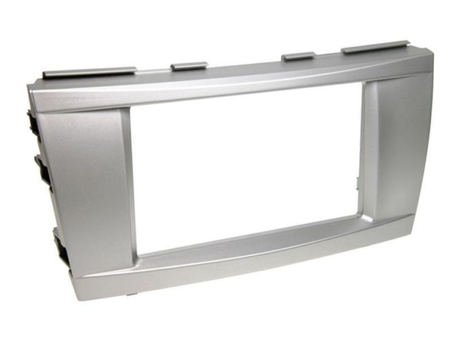 2-DIN Soitinkehys Toyota Camry 2006 > silver-0