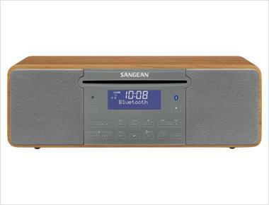 Sangean DDR-47BT Cd/Bt/Usb/SD Pöytäradio-15124