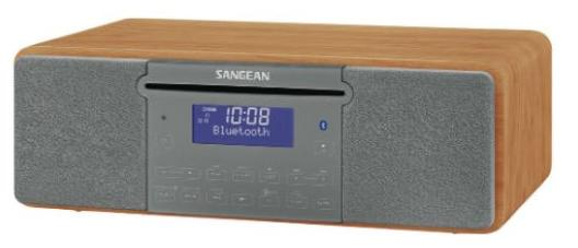 Sangean DDR-47BT Cd/Bt/Usb/SD Pöytäradio-0