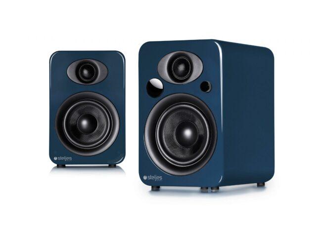 Steljes Audio NS3 Aktiivikaiutinpari-14370