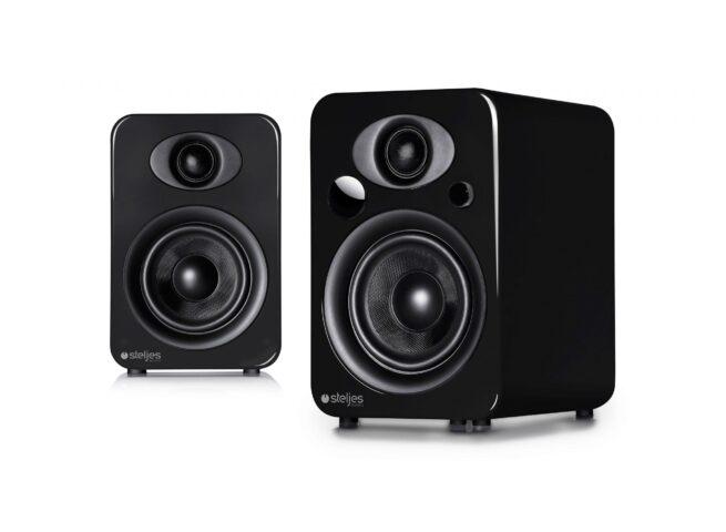 Steljes Audio NS3 Aktiivikaiutinpari-14372