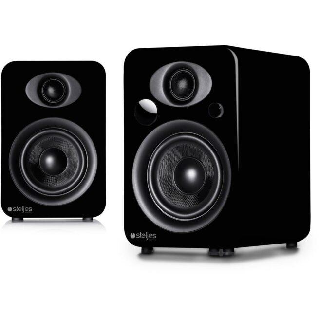 Steljes Audio NS3 Aktiivikaiutinpari-14368