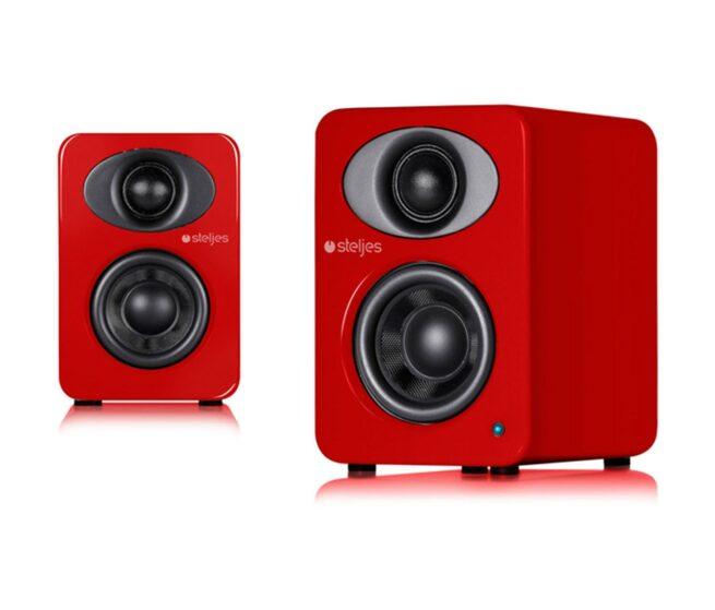Steljes Audio NS1 Aktiivikaiutinpari-14280