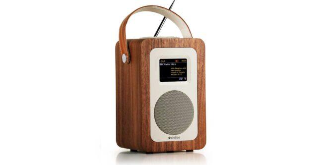 Steljes Audio SA60 WiFi/BT Radio-14249