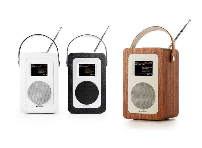 Steljes Audio SA60 WiFi/BT Radio-14251