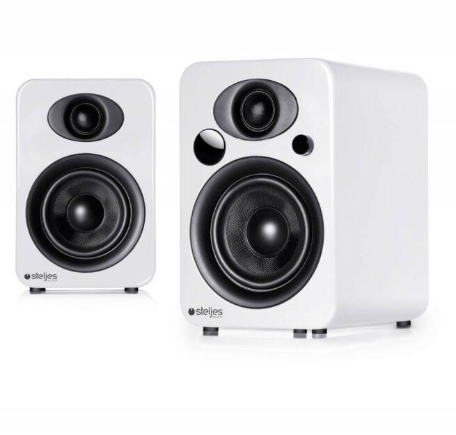 Steljes Audio NS3 Aktiivikaiutinpari-14373